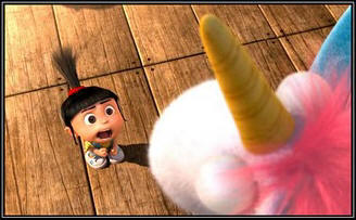 Agnes, Despicable Me - So Fluffy