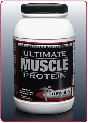 Beverly Ultimate Muscle Protein Powder