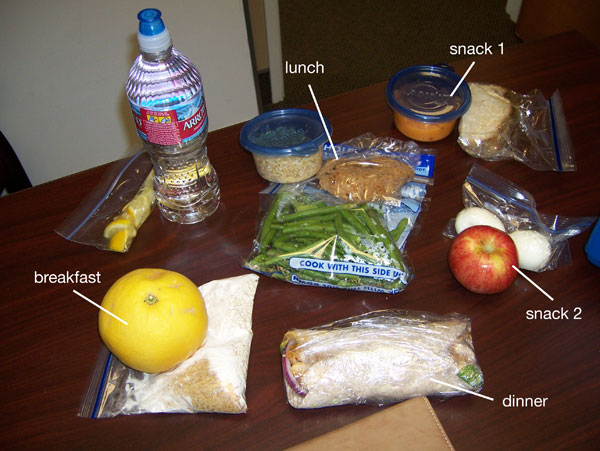 Chelle's clean eating cooler - 1615 calories. Feb 16, 2011