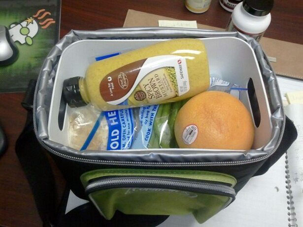 Chelle's Clean Eating Cooler