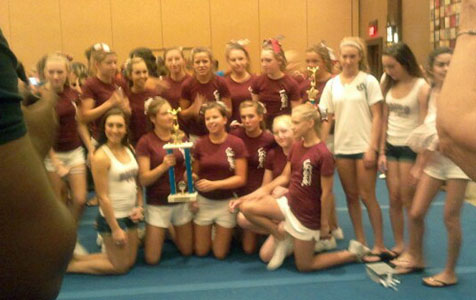 Desert Mountain SpiritLine Cheer 2011