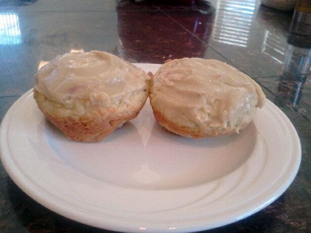 figure competition recipes - Protein Zucchini Muffin