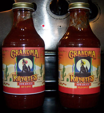 Clean Eating - Healthy BBQ Sauce Grandma Coyote