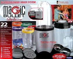Magic Bullet Deluxe Set