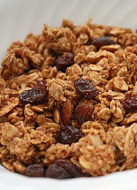Clean granola recipe!
