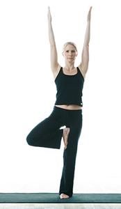 Yoga - Tree Pose